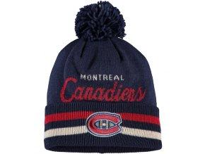 Zimní Čepice Montréal Canadiens Adidas Culture