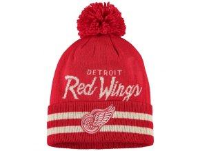 Zimní Čepice Detroit Red Wings Adidas Culture