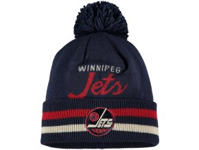 Zimní Čepice Winnipeg Jets Adidas Culture