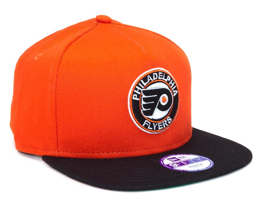 80da4068113 New Era Dětská kšiltovka Philadelphia Flyers Circle Snapback