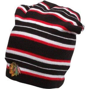 Reebok Dlouhý kulich - Faceoff 12/13 - Chicago Blackhawks - černý