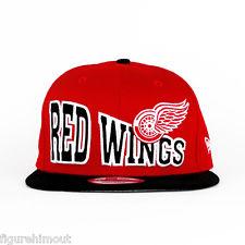 Kšiltovka - Detroit Red Wings New Era 9FIFTY snapback