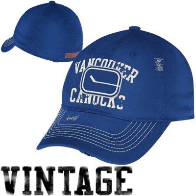 CCM Kšiltovka Vancouver Canucks Slouch Flex Hat Velikost: L/XL