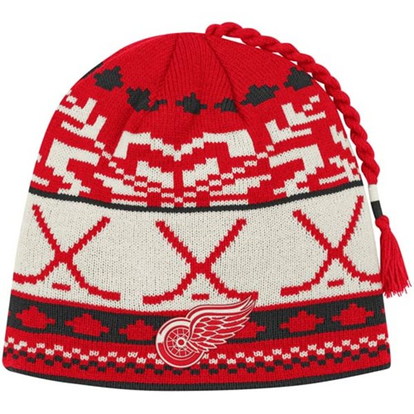 Reebok Kulich Detroit Red Wings Cuffless Tassel