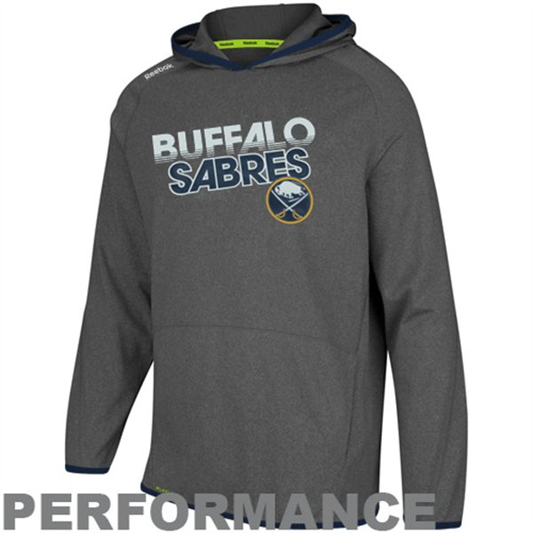 Reebok Mikina - Travel and Training Performance - Buffalo Sabres Velikost: M