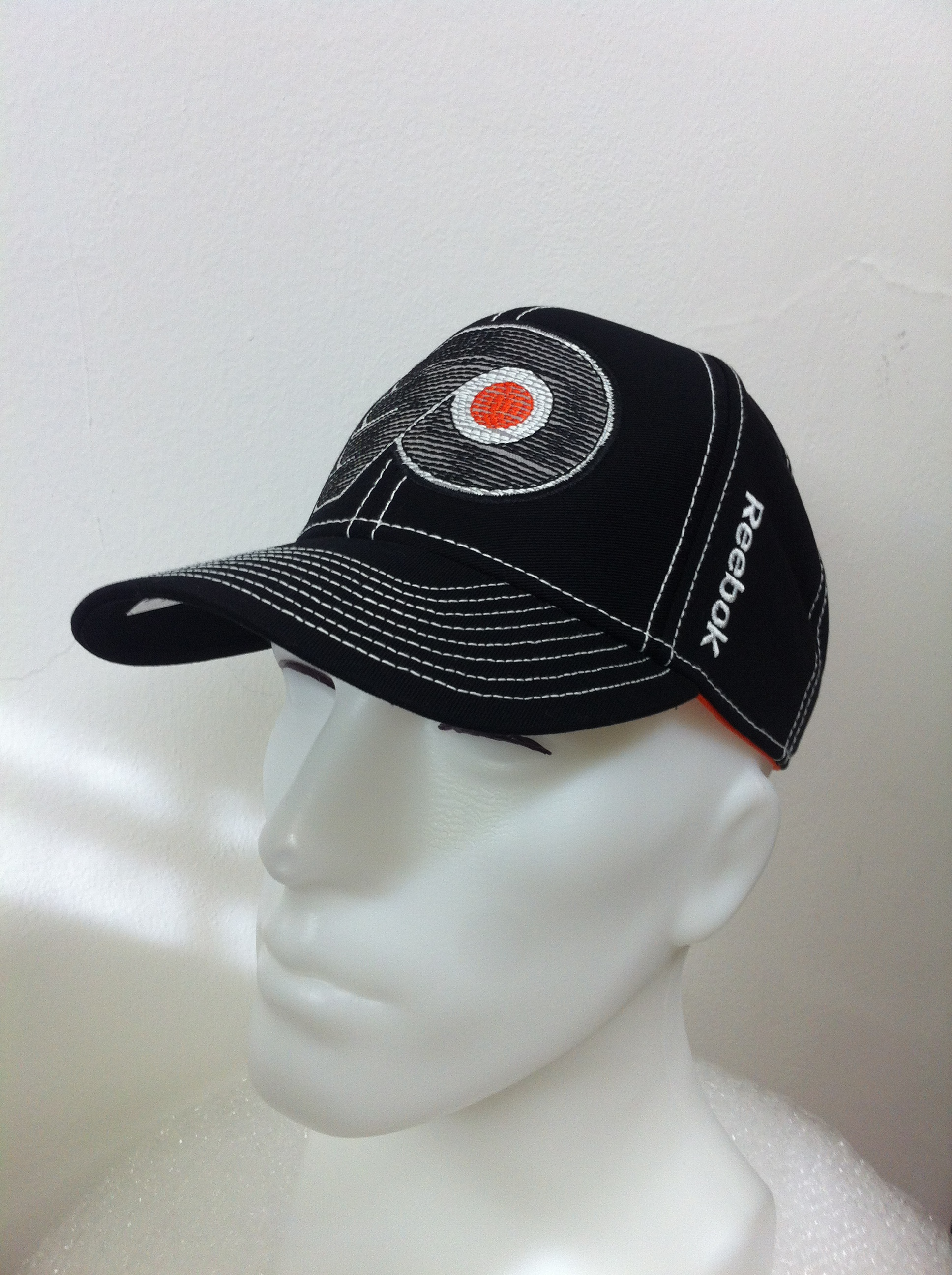 Reebok NHL kšiltovka Philadelphia Flyers Center Ice Second Season Adjustable 017f6cd994
