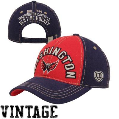 acf65ca0bec Old Time Hockey NHL kšiltovka Washington Capitals Slater