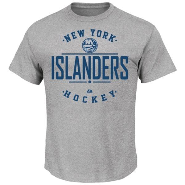 Majestic NHL tričko New York Islanders Talking Fundamentals Velikost: S