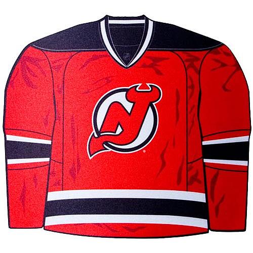 Pure Orange Podložka pod myš - Jersey - New Jersey Devils