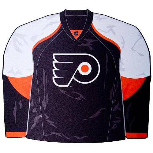 Pure Orange Podložka pod myš - Jersey - Philadelphia Flyers