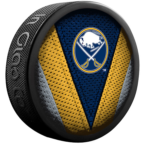 Sherwood Puk - Stitch - Buffalo Sabres