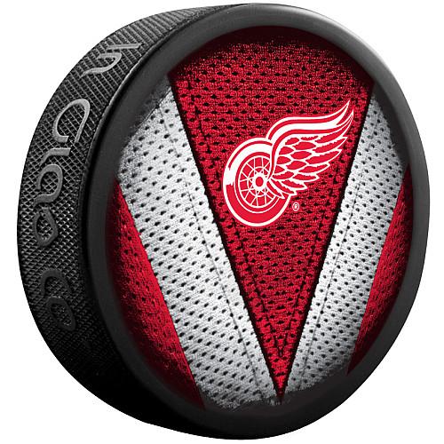 Inglasco Inc. Puk Detroit Red Wings Stitch