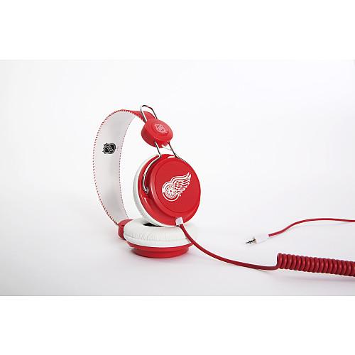 Stereo sluchátka - Detroit Red Wings