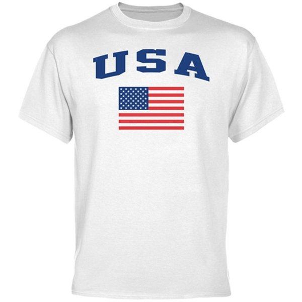 Fanatics Tričko - USA Flag Velikost: M