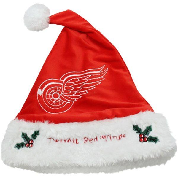Vánoční čepice Detroit Red Wings 2