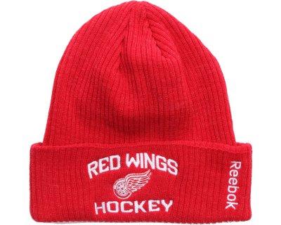 Reebok Čepice Detroit Red Wings Locker Room