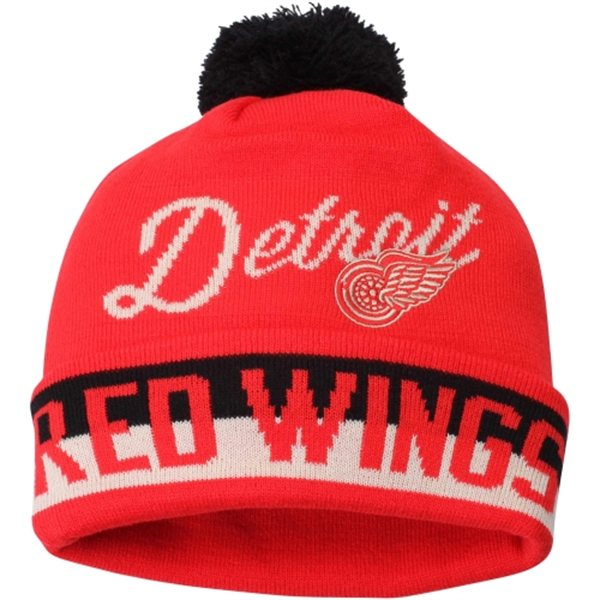 CCM Kulich Detroit Red Wings Vintage Retro