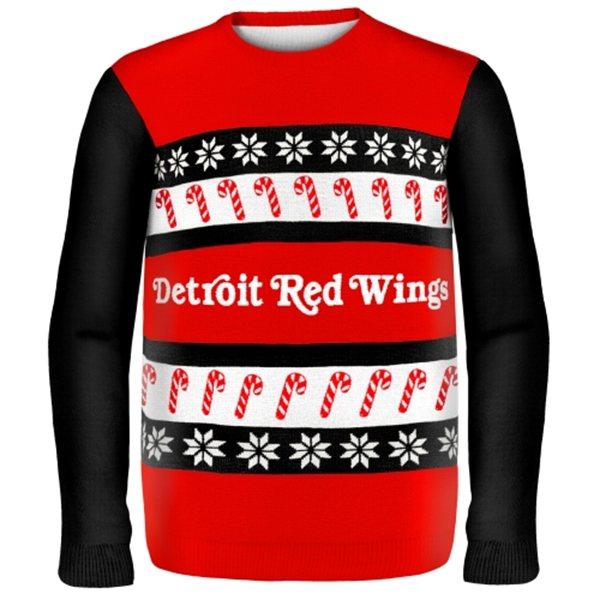 Svetr Detroit Red Wings Ugly Velikost: L