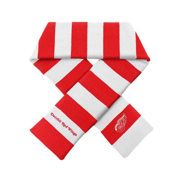 Šála Detroit Red Wings Rugby Scarf