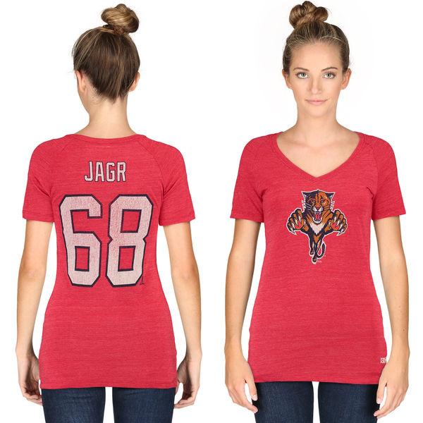 Dámské tričko Jaromír Jágr #68 Florida Panthers CCM Velikost: S