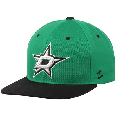 Kšiltovka Dallas Stars Zephyr Z11 Snapback zelená