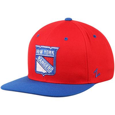 Kšiltovka New York Rangers Zephyr Z11 Snapback červená 40e96b118a