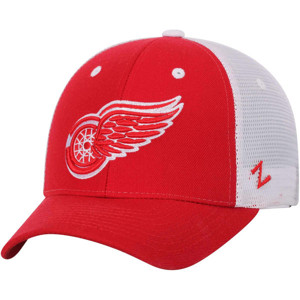 e16783fb595 Kšiltovka Detroit Red Wings Zephyr Basic Trucker