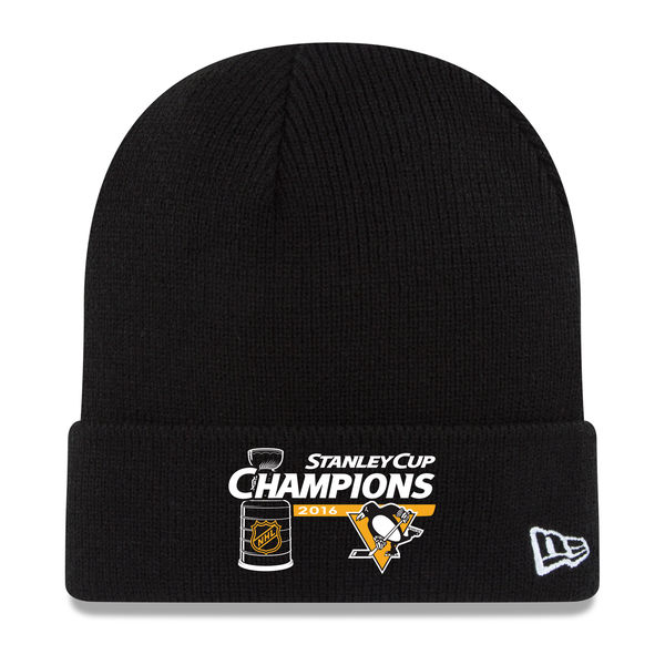 Zimní kulich Pittsburgh Penguins 2016 Stanley Cup Champions bc35605c51