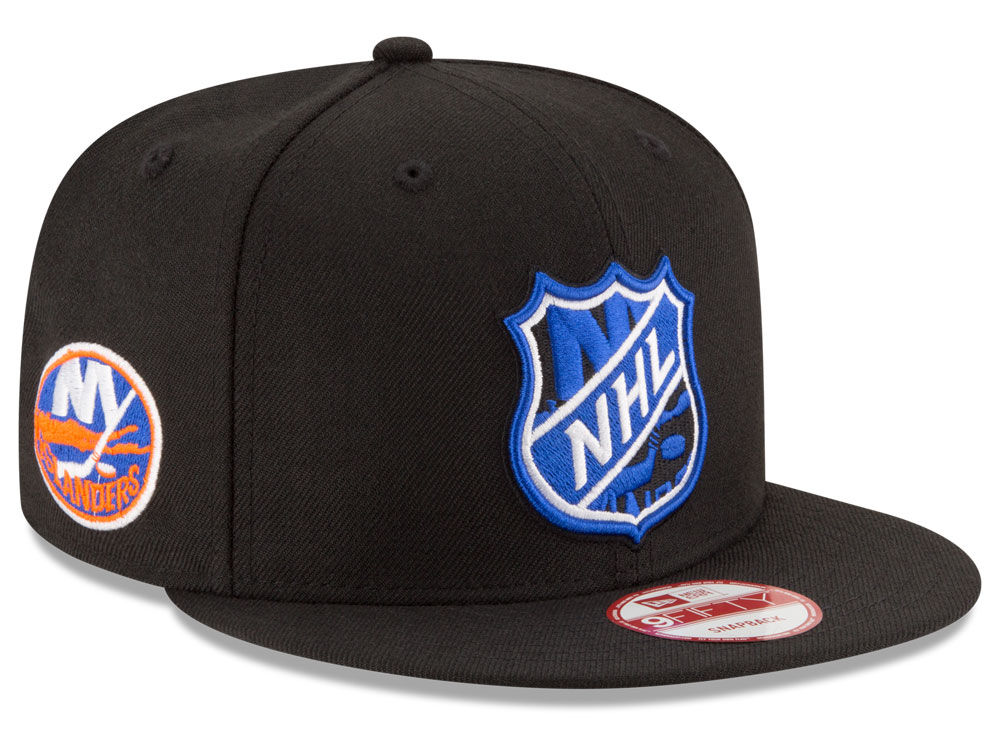 New Era Kšiltovka New York Islanders NHL Team Shield 9FIFTY Snapback