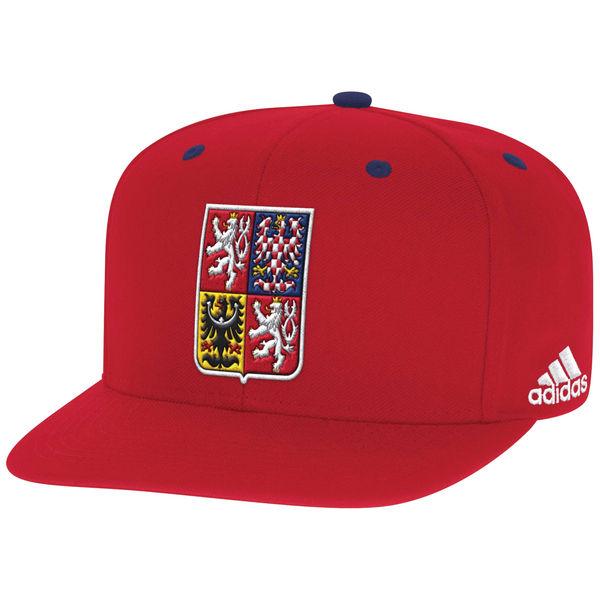 Adidas Kšiltovka Team Czech Republic Player snapback Světový pohár 2016