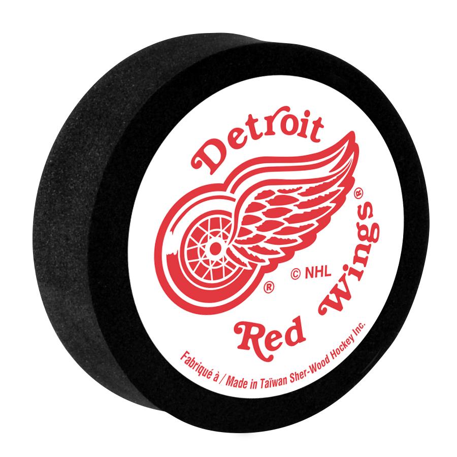 Inglasco Inc. Pěnový puk Detroit Red Wings