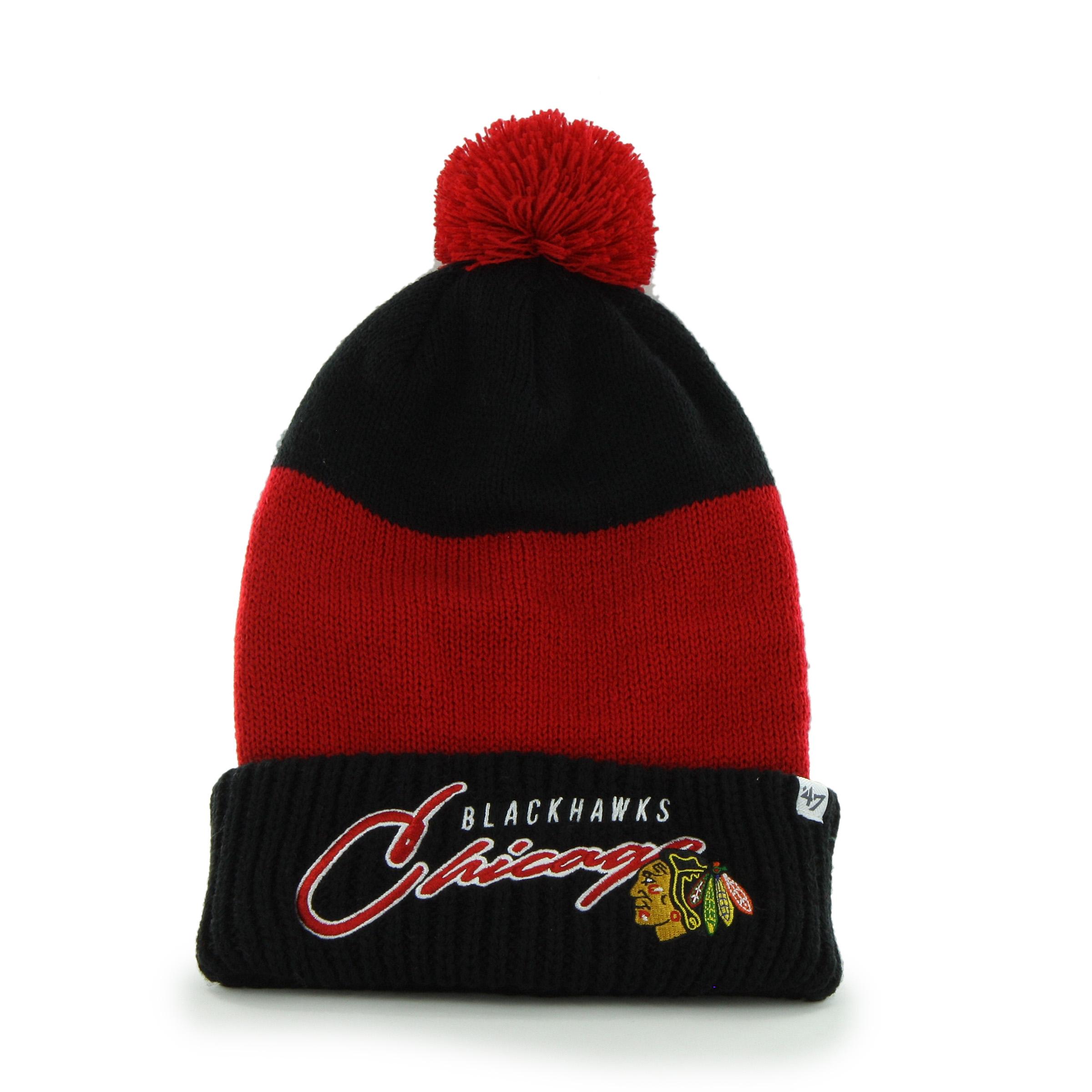 47 Brand Kulich Chicago Blackhawks Hustle