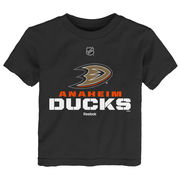 Reebok Dětské tričko Anaheim Ducks NHL Clean Cut Velikost: Dětské M (9 - 11 let)