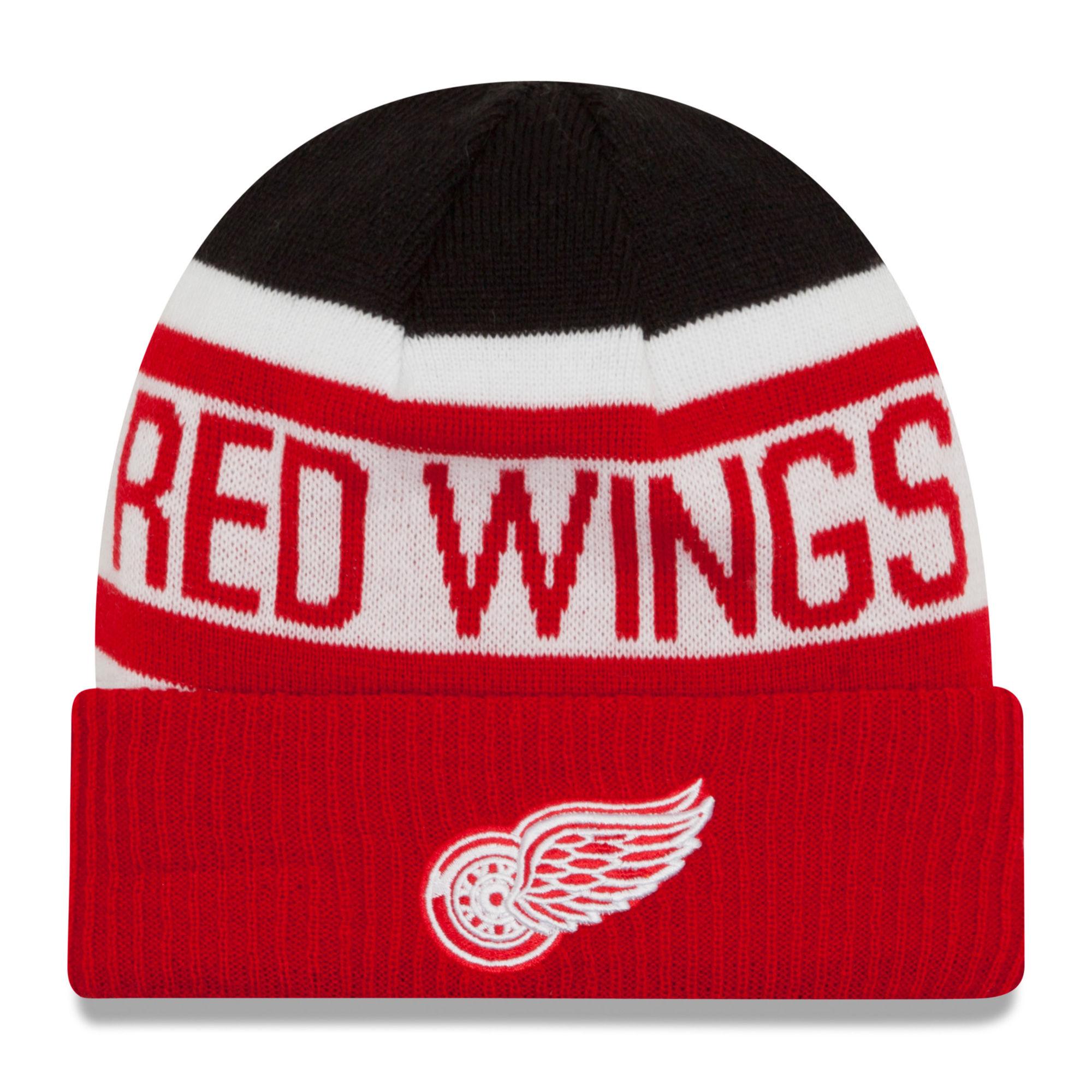 New Era Dětská zimní čepice Detroit Red Wings NHL Biggest Fan 2.0 db1f0debaf