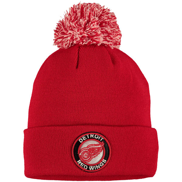 Kulich Detroit Red Wings Zephyr Seal Knit