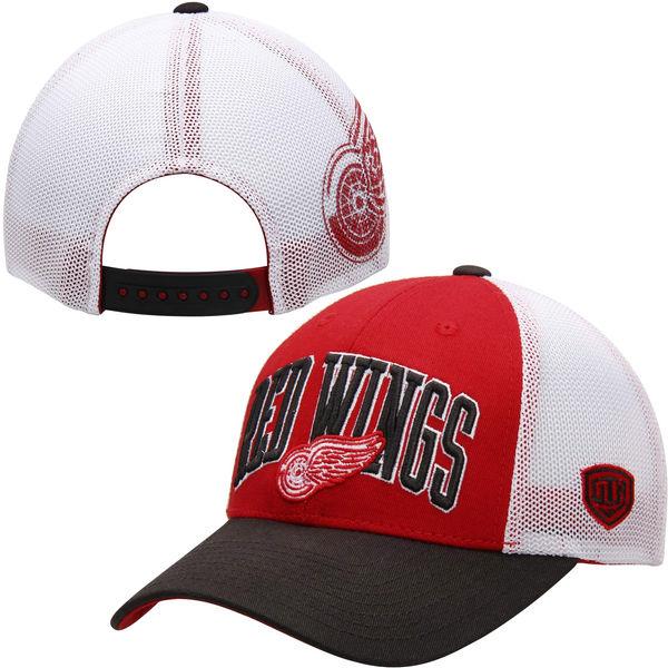 Kšiltovka Detroit Red Wings Old Time Hockey Blaster