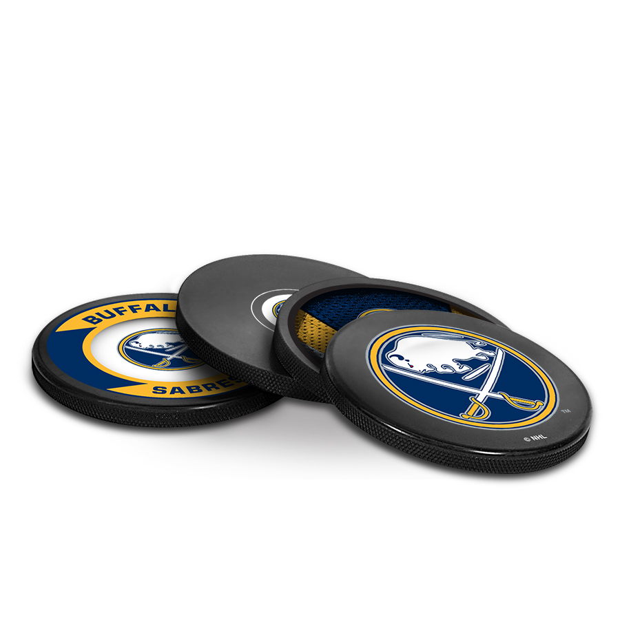 Sherwood Puk Buffalo Sabres NHL Coaster