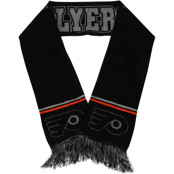 Šála Philadelphia Flyers Metallic