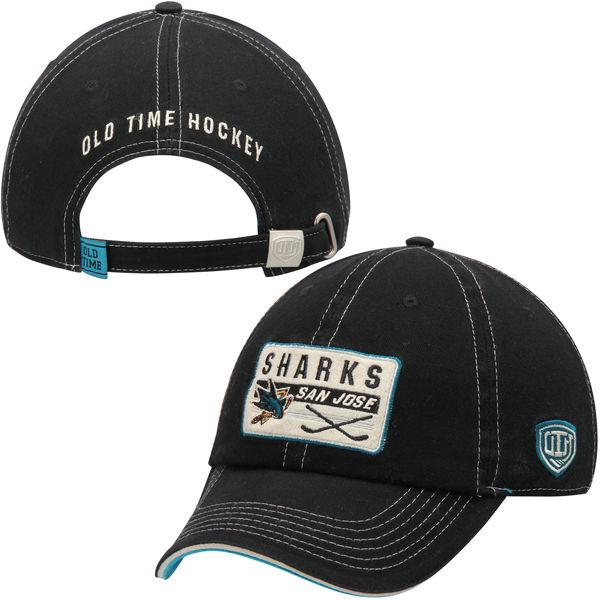 Kšiltovka San Jose Sharks Old Time Hockey Rumford f3e1e2a398