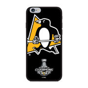 Hoot Obal na telefon Pittsburgh Penguins 2017 Stanley Cup Champions iPhone  6 Plus Phone Case 53f65a006b0