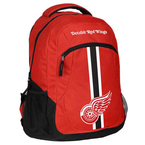 Forever Collectibles Batoh Detroit Red Wings Action