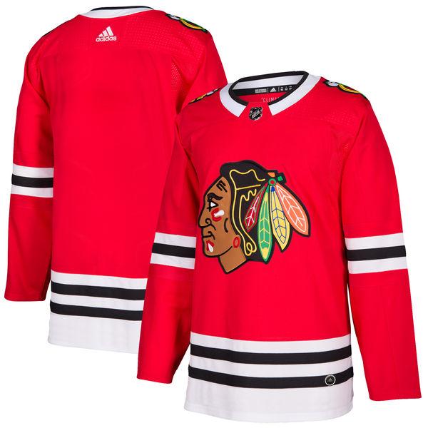 Adidas Dres Chicago Blackhawks adizero Home Authentic Pro Velikost: 52 (L)
