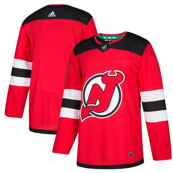 Adidas Dres New Jersey Devils adizero Home Authentic Pro Velikost: 52 (L)