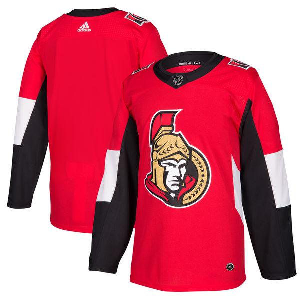 Adidas Dres Ottawa Senators adizero Home Authentic Pro Velikost: 52 (L)