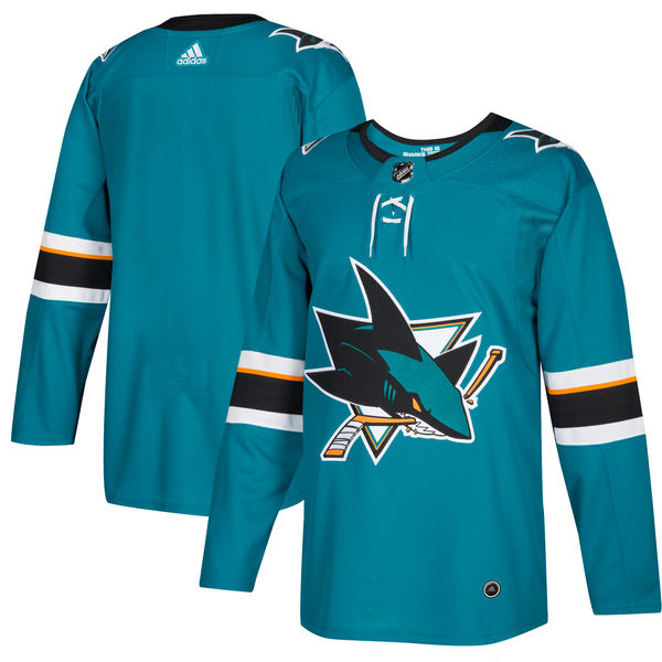 Adidas Dres San Jose Sharks adizero Home Authentic Pro Velikost: 52 (L)