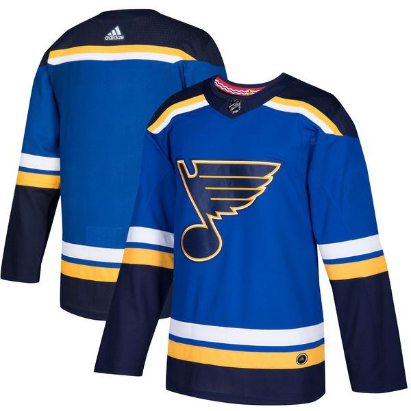Adidas Dres St. Louis Blues adizero Home Authentic Pro Velikost: 52 (L)