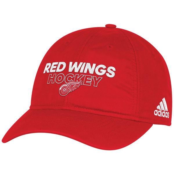 Adidas Kšiltovka Detroit Red Wings On-Ice Adjustable