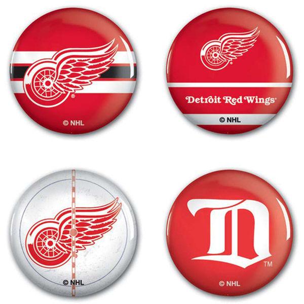 Odznak Detroit Red Wings WinCraft pořadí: 1.