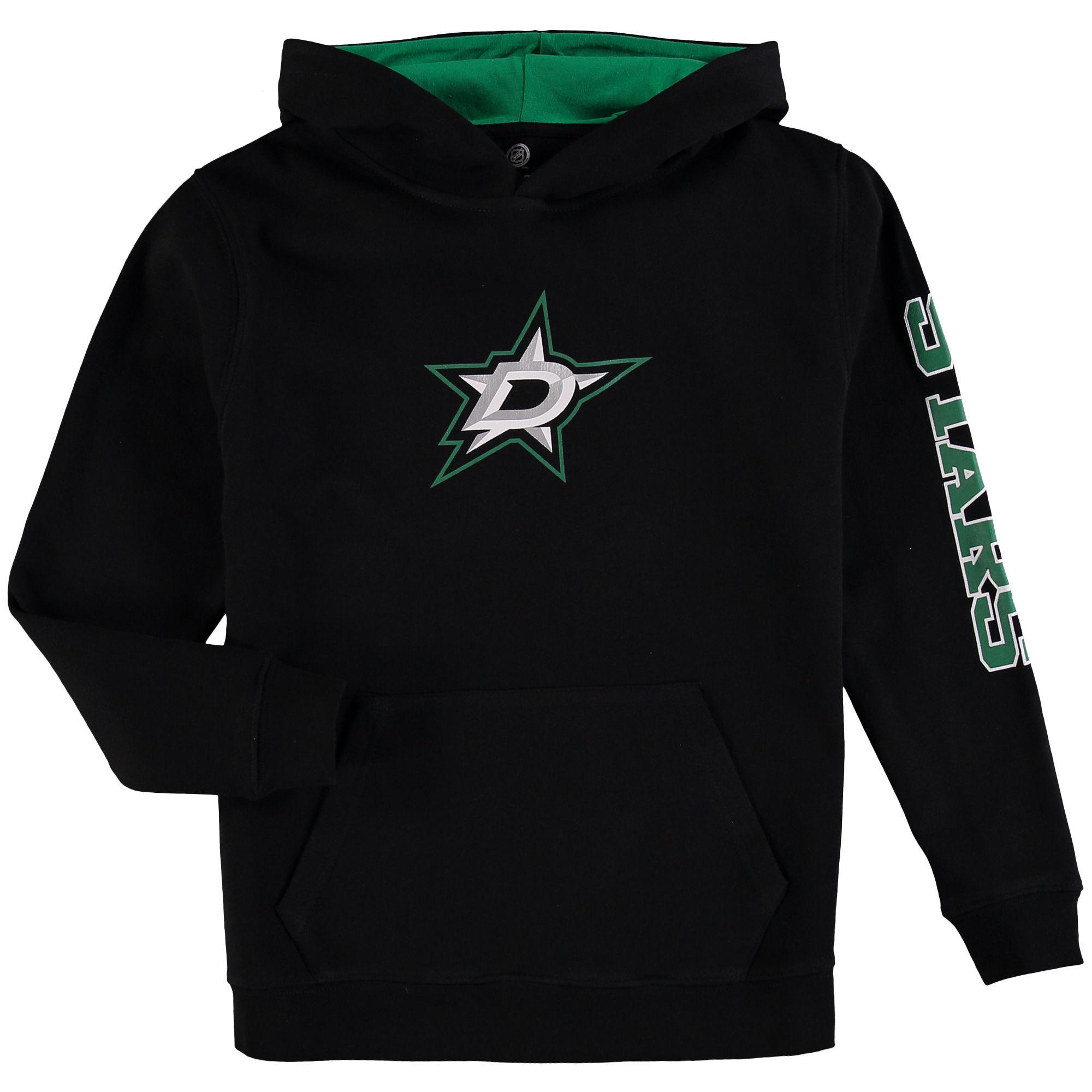 Fanatics Branded Dětská mikina Dallas Stars NHL Zone Fleece Velikost: Dětské M (9 - 11 let)
