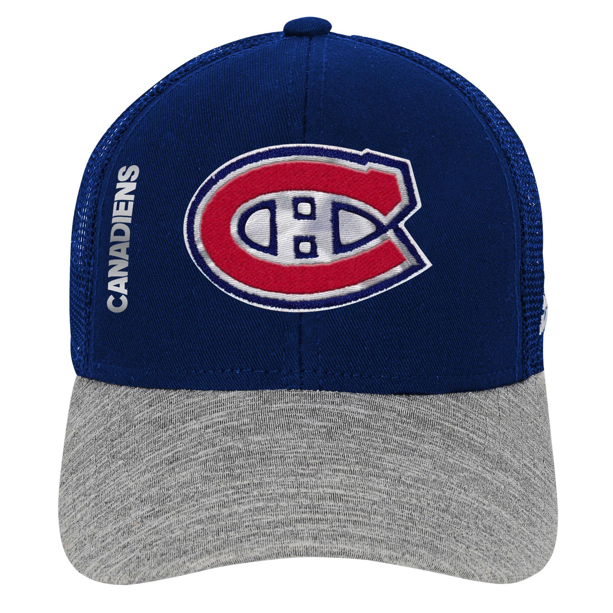 317192f7d0a Adidas Dětská kšiltovka Montreal Canadiens NHL Start Of Season Meshback